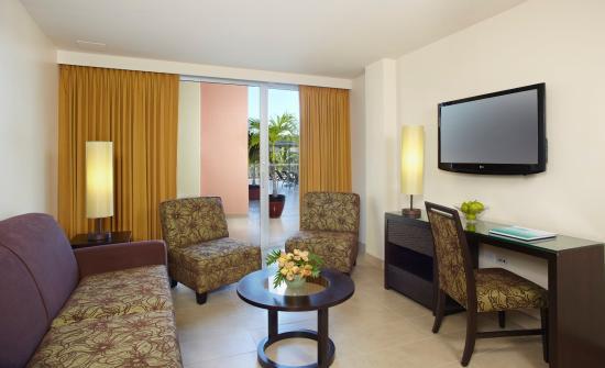 Park Shore Waikiki Hospitality Room
