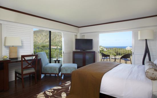 Lotus Honolulu at Diamond Head: Aqua Lotus Honolulu Guest Room