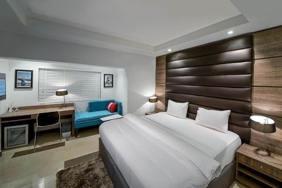 Maison fahrenheit hotel maison executive room