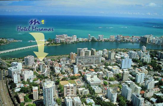 Hotel Miramar: Area Info