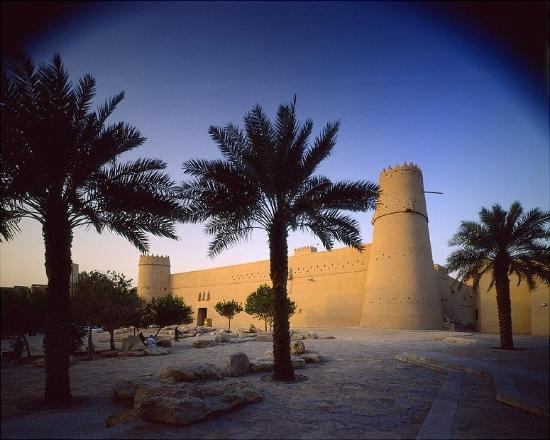 Four Seasons Hotel Riyadh at Kingdom Centre: Masmak Fortress