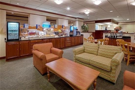 Holiday Inn Express Exton - Lionville: Breakfast Area