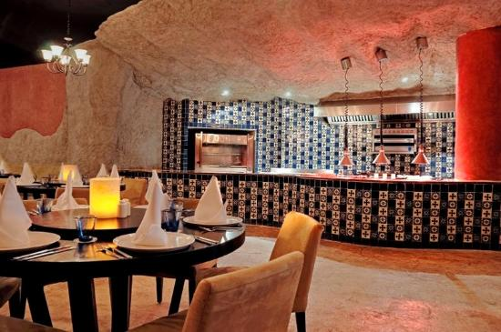 El Dorado Sensimar Riviera Maya: AZS tapazRest