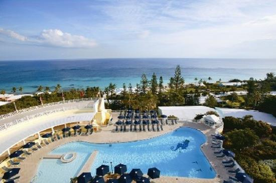 Elbow Beach, Bermuda: Pool