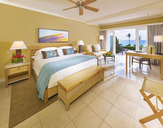 Elbow Beach, Bermuda: Premier Ocean View Room