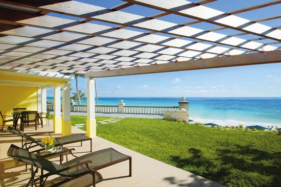 Elbow Beach, Bermuda: Bird of Paradise Porch