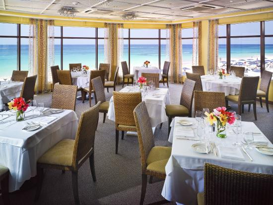 Elbow Beach, Bermuda: Lido Restaurant