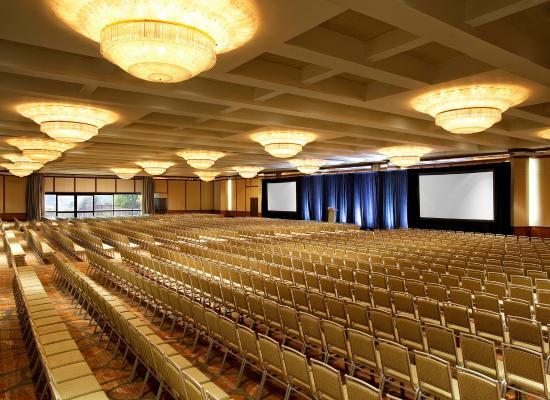 The Westin Crown Center: Century Ballroom