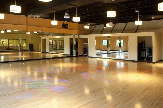 شولاز هوتل آند جولف كلوب: Athletic Club Fitness Studio