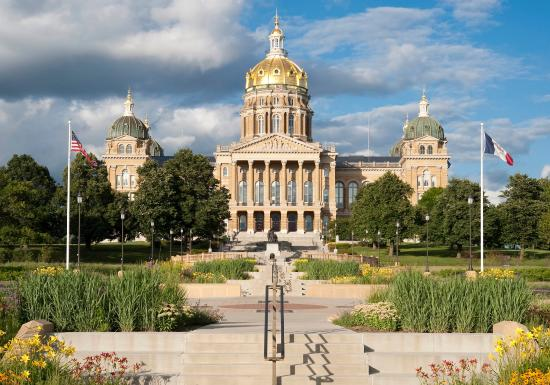 Country Inn & Suites By Carlson, Des Moines West: Iowa State Capitol And Gardens