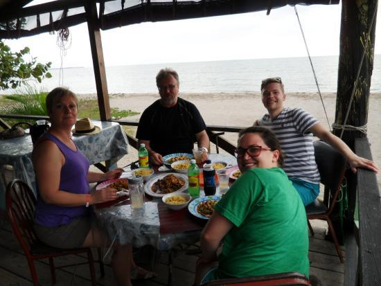 Cloggy's on the Beach: dinner at Cloggys