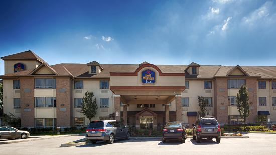 BEST WESTERN PLUS Burlington Inn & Suites: Exterior
