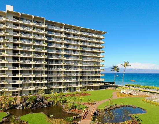 Aston at The Whaler on Kaanapali Beach: Exterior View
