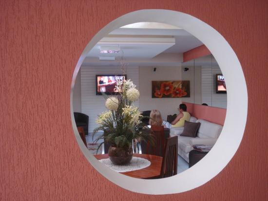 Hotel Pousada Tamandaré : Sala de Estar