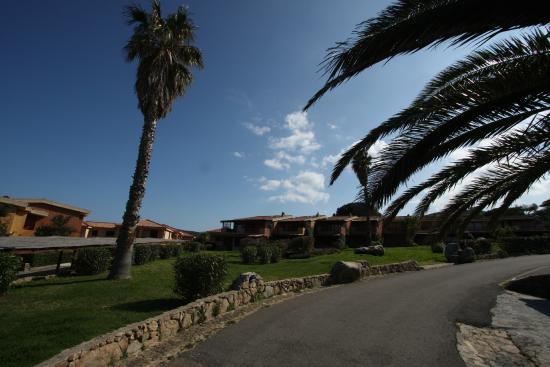Villaggio Marineledda : il villaggio