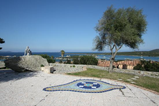 Villaggio Marineledda : panorama