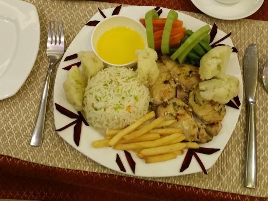 Cochin Palace: Dinner