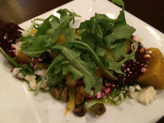 Marinated beet salad picture of palm valley fish camp for Ponte vedra fish camp