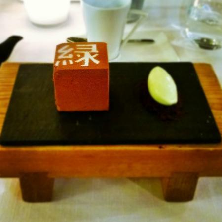 Midori: O cubo