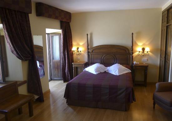 Hotel Venta Juanilla: Habitación Napoleón