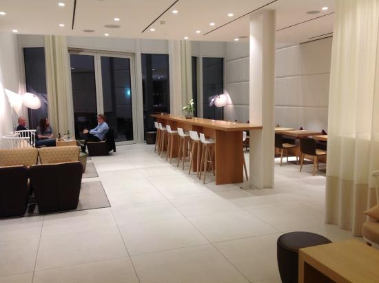 The Passage Basel lounge/breakfast area - picture of the passage, basel - tripadvisor