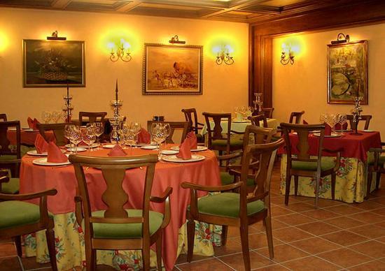 Hotel Venta Juanilla: Comedor