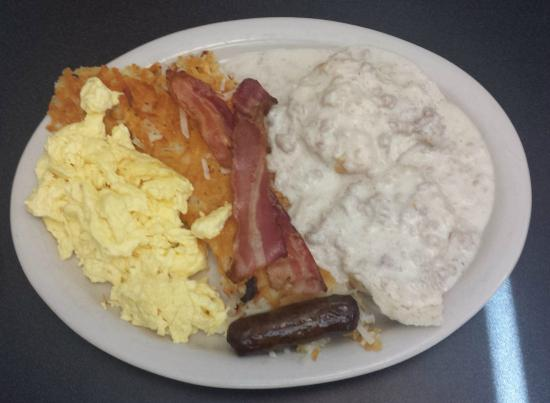Oscar's Classic Diner: Breakfast