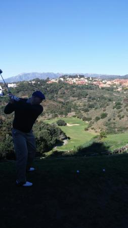 Cabopino Golf Marbella: Four!