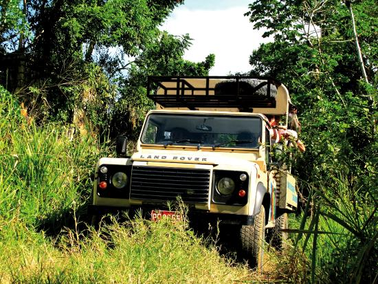 Chukka Caribbean Adventures: Jeep Safari at CHUKKA Montpelier