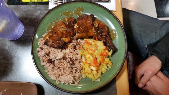 Hot Pot Caribbean Cuisine