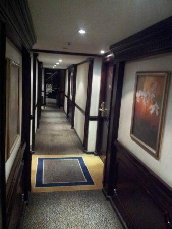 Amarante Osiris: Korridor