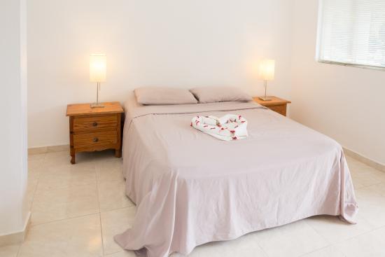 Hotel Monte Cristo: habitaciones