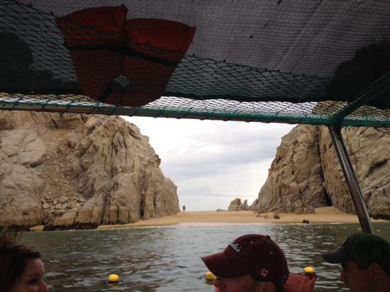 Playa del Amor : lovers beach