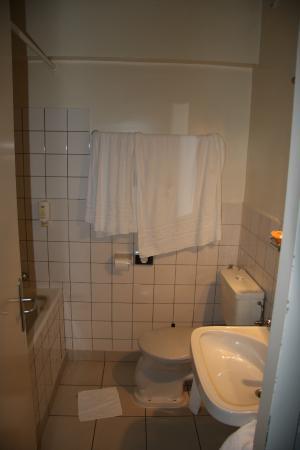 Hotel Phoenix : Clean bathroom