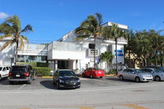 Bahia Cabana Beach Resort Fachada