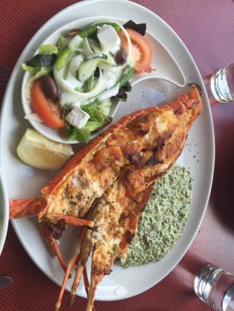 IL Gusto Ristorante : Lobster