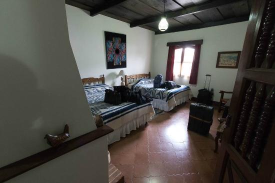 Santo Tomas Hotel: Room
