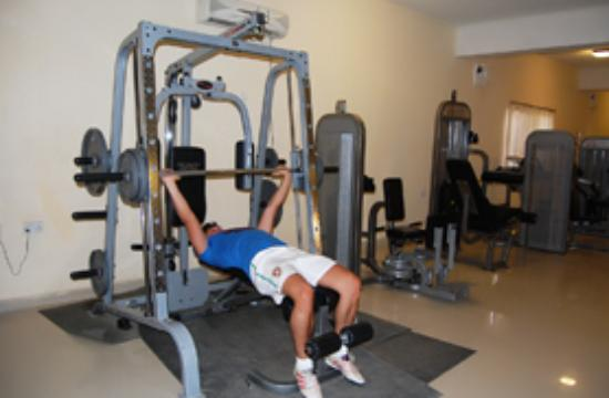 Tahir Guest Palace: Fitness Centre