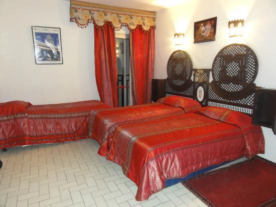 Amalay Hotel Marrakech: ovezicht