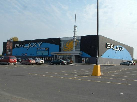 Galaxy Cinemas Cornwall