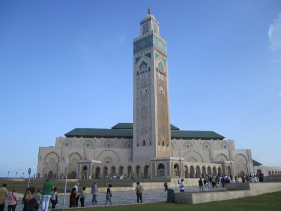 Hassan II-moskéen: Hassan II-moskee