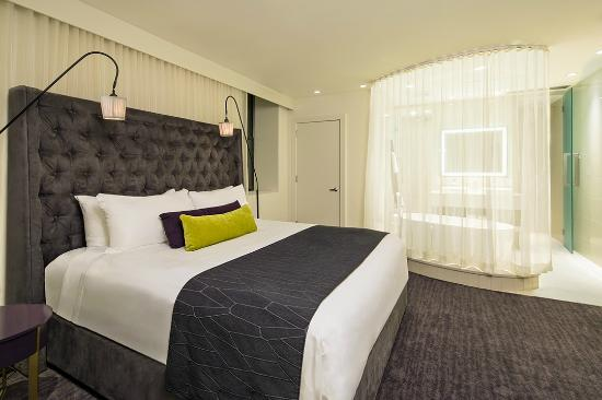 Dream Midtown Guest House Master Bedroom