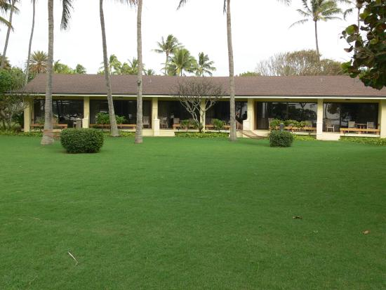 Six unit duplex cottage picture of turtle bay resort for Cabins in oahu