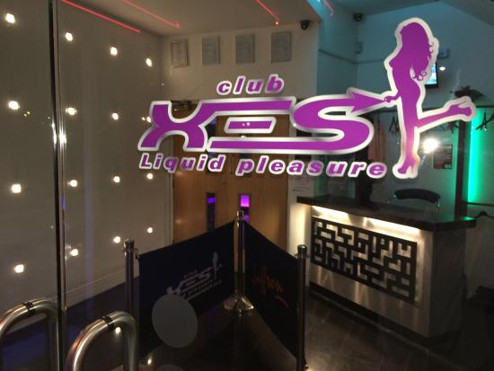 Ellesmere Port, UK: club xes