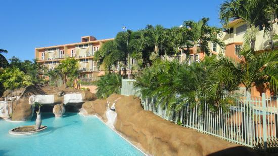 Hotel Cielo Mar: Pool