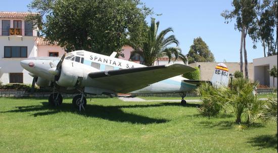 Resultado de imagen de museo aeronautico de malaga