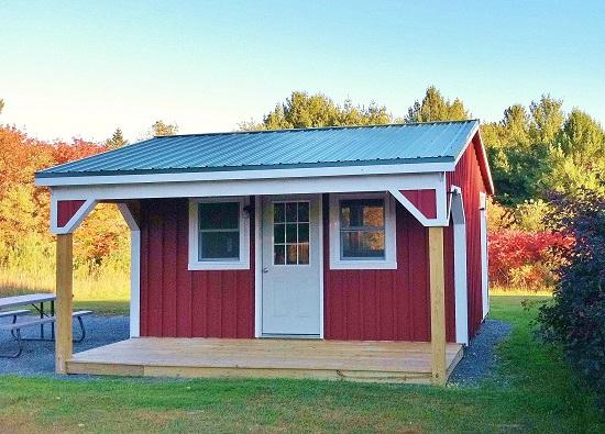 West Halifax, VT: Guest Cottage available to own