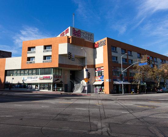 Photo of Hotel Metro Plaza Hotel at 711 North Main Street, Los Angeles, CA 90012, United States