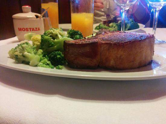 Restaurant Dackel: Kassler