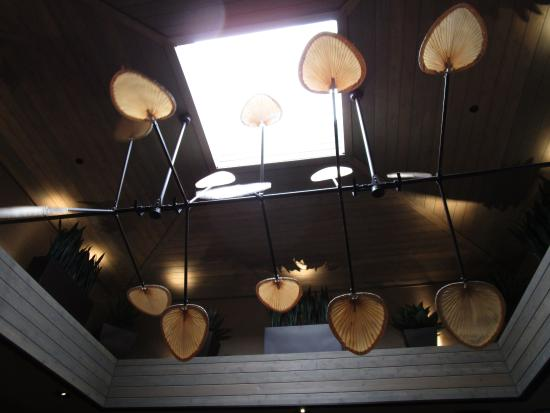 interesting ceiling fan - picture of cheddars, tucson - tripadvisor